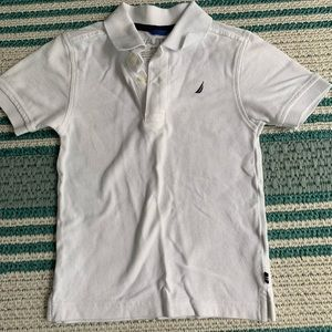 Boy's Nautica Polo